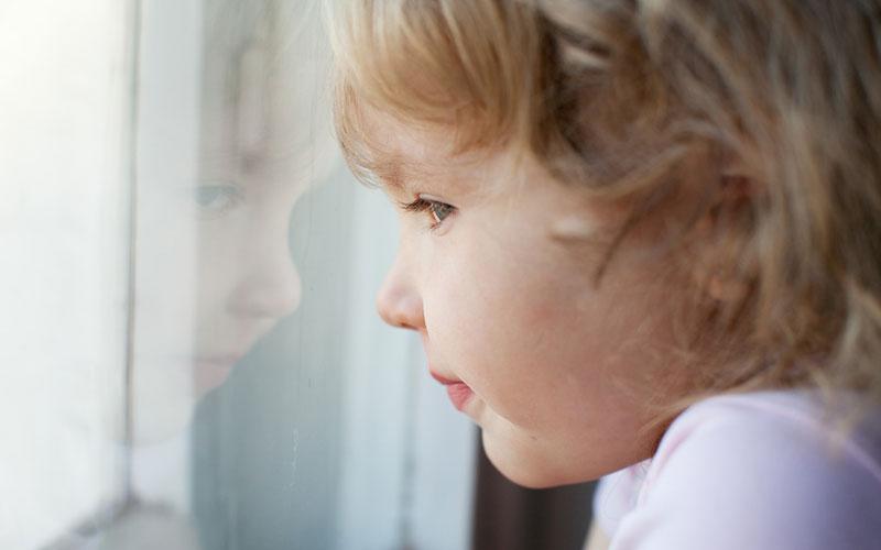 Как пережить расставание с ребенком?