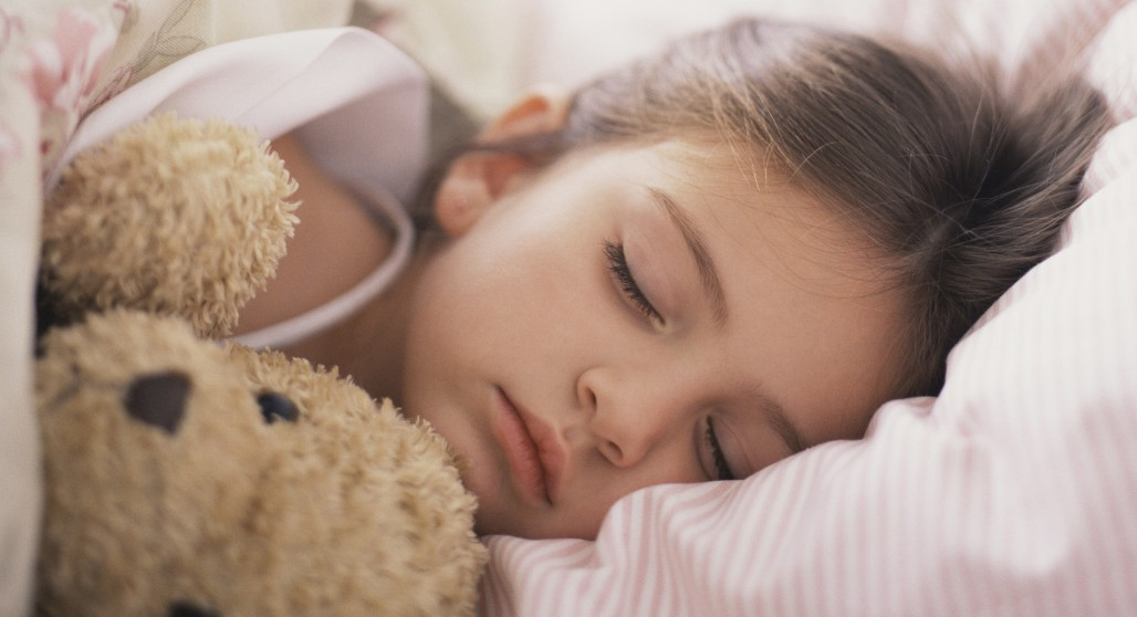 Если у ребенка хорошее настроение утром - значит, он выспался!