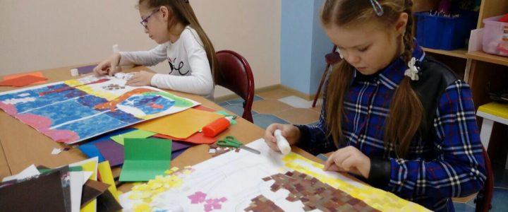 Почему детям важно заниматься творчеством?